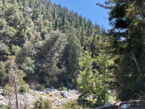 Ice House Canyon Trailhead 3