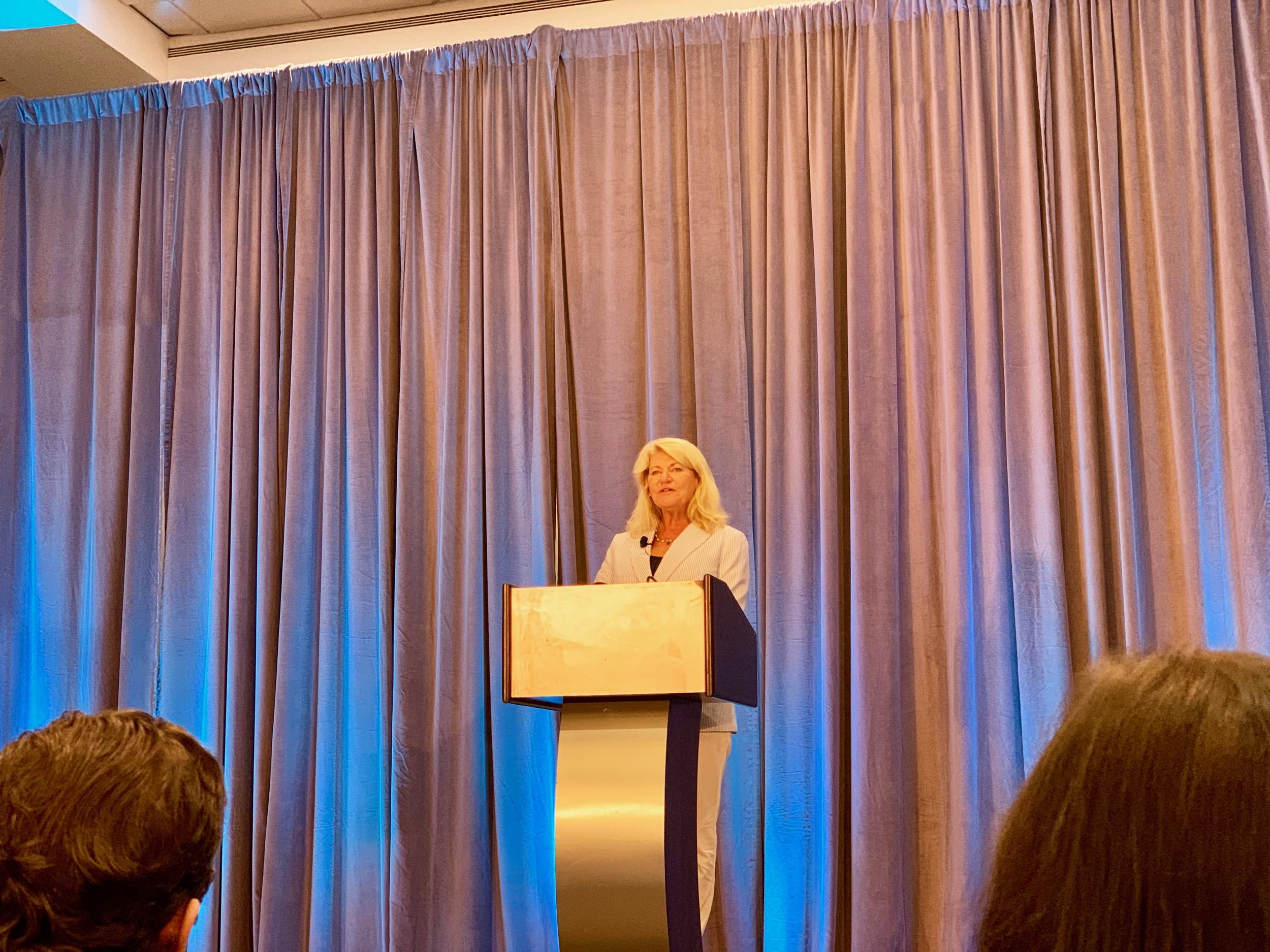 General Ann Dunwoody Keynote