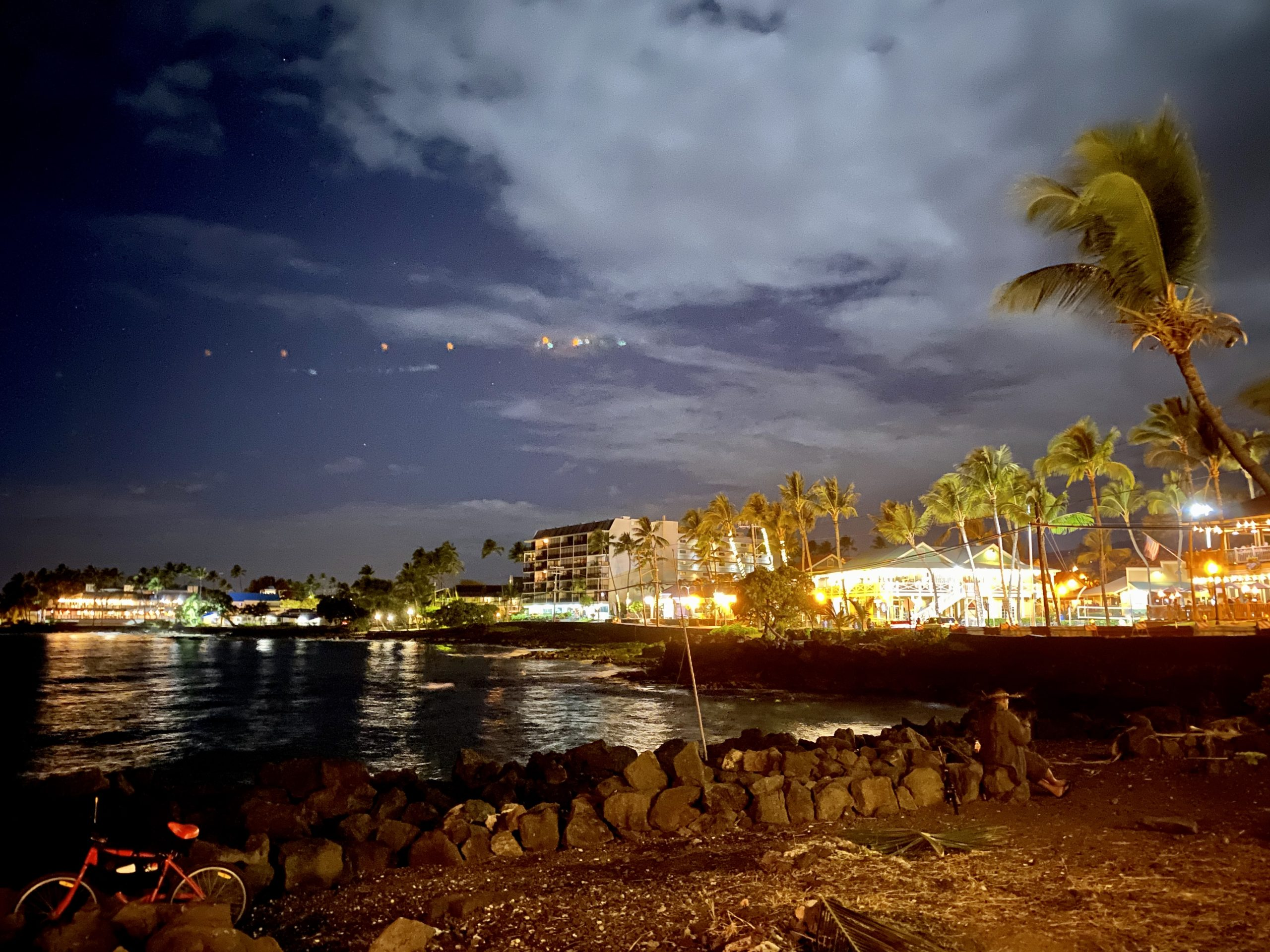 Kona at Night