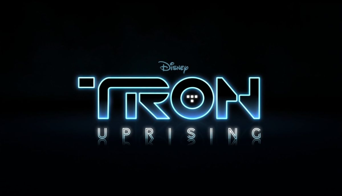 tron uprising cover