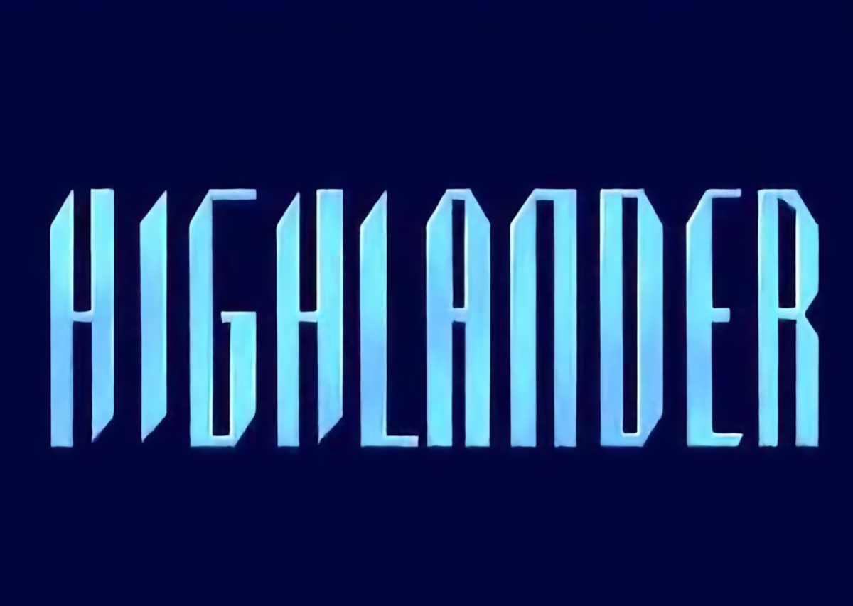 highlander cover